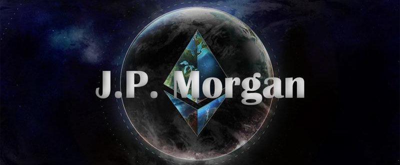 JPMorgan 2017 októberében kezdte meg a Bankközi Információs Hálózatot crypto ethereum bitcoin blockchain blokklánctechnologia mycryptoption