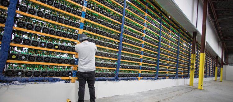 a bitmain bányagép bitcoin farm kripto hírek mycryptoption
