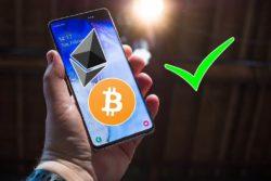 Samsung-crypto hirek mycryptoption