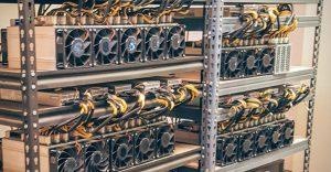 bitcoin bányászat kriptopénz ethereum mining rig bányászgépek farm kriptopénz