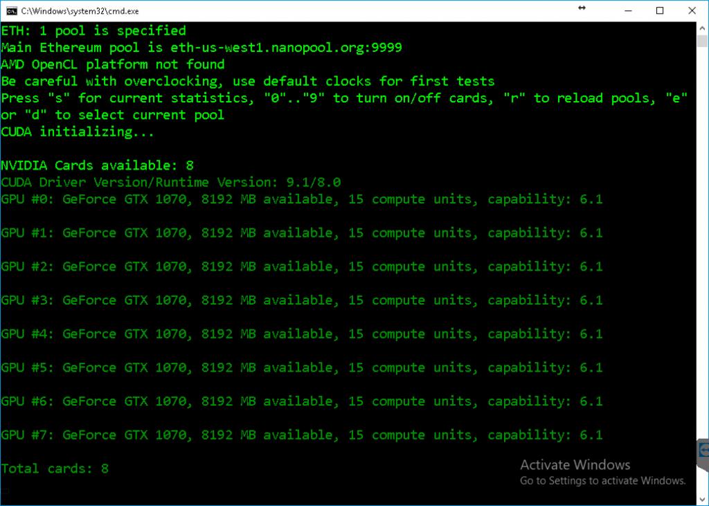 ethereum mining software kriptopénz mycryptoption