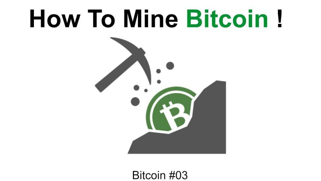 hogyan kell bitcoint bányászni kriptopénz mycryptoption