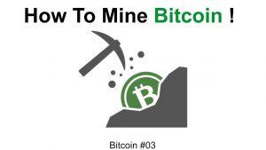 Cum se minează Bitcoin hogyan kell bitcoint bányászni kriptopénz mycryptoption