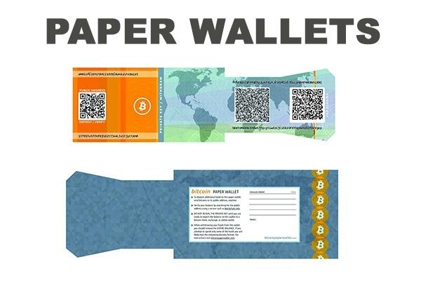 papaer wallet bitcoin kriptopénz tárca mycryptoption