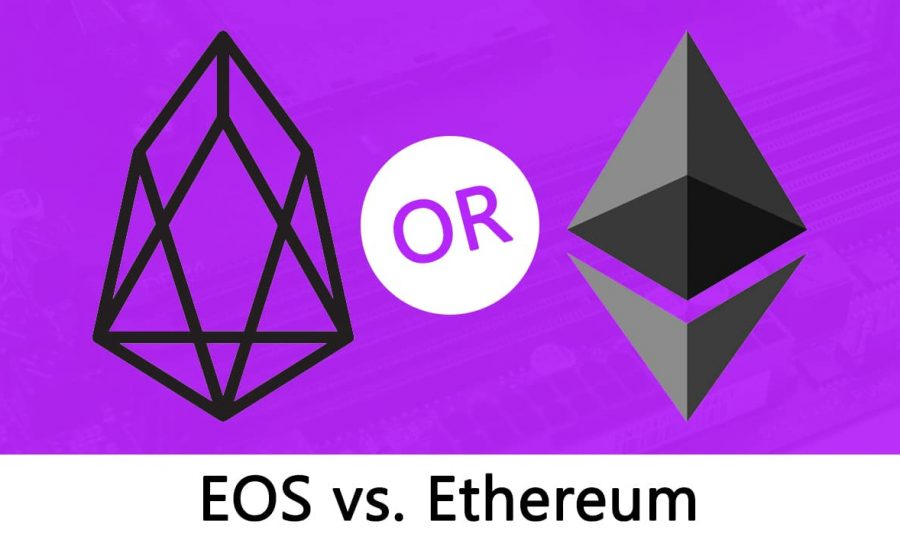 Az Ethereum vs. EOS crypto hírek mycryptoption