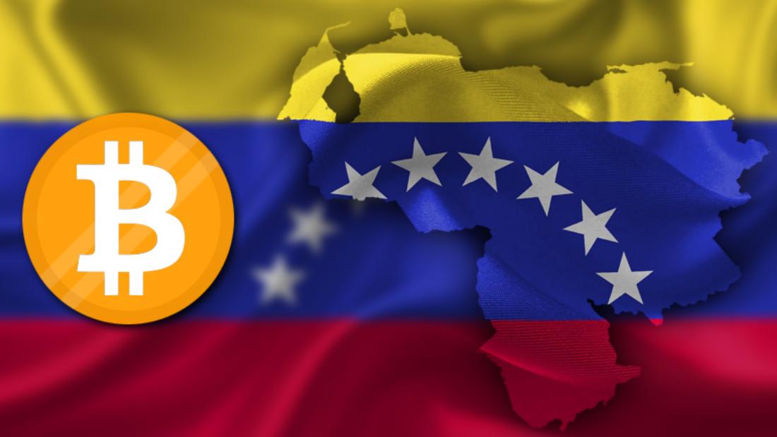 Felrobbant Venezuela kriptopénz hírek mycryptoption