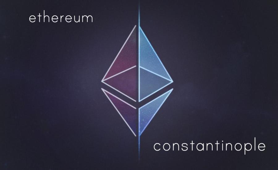 ethereum constantinople kriptopénz hírek myrcyptoption