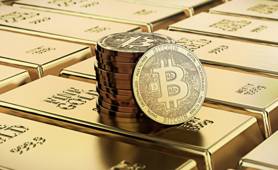 Itt az új trónkövetelő, a bitcoin lehet az új arany - utajovobe.hu