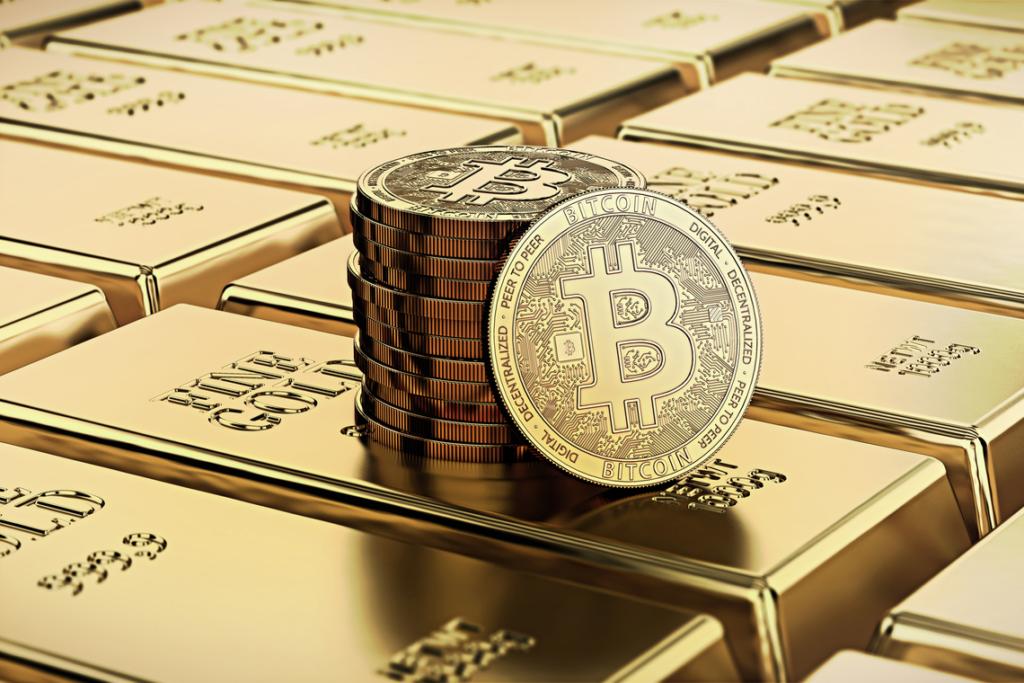 ghid pentru tranzacționarea aurului bitcoin