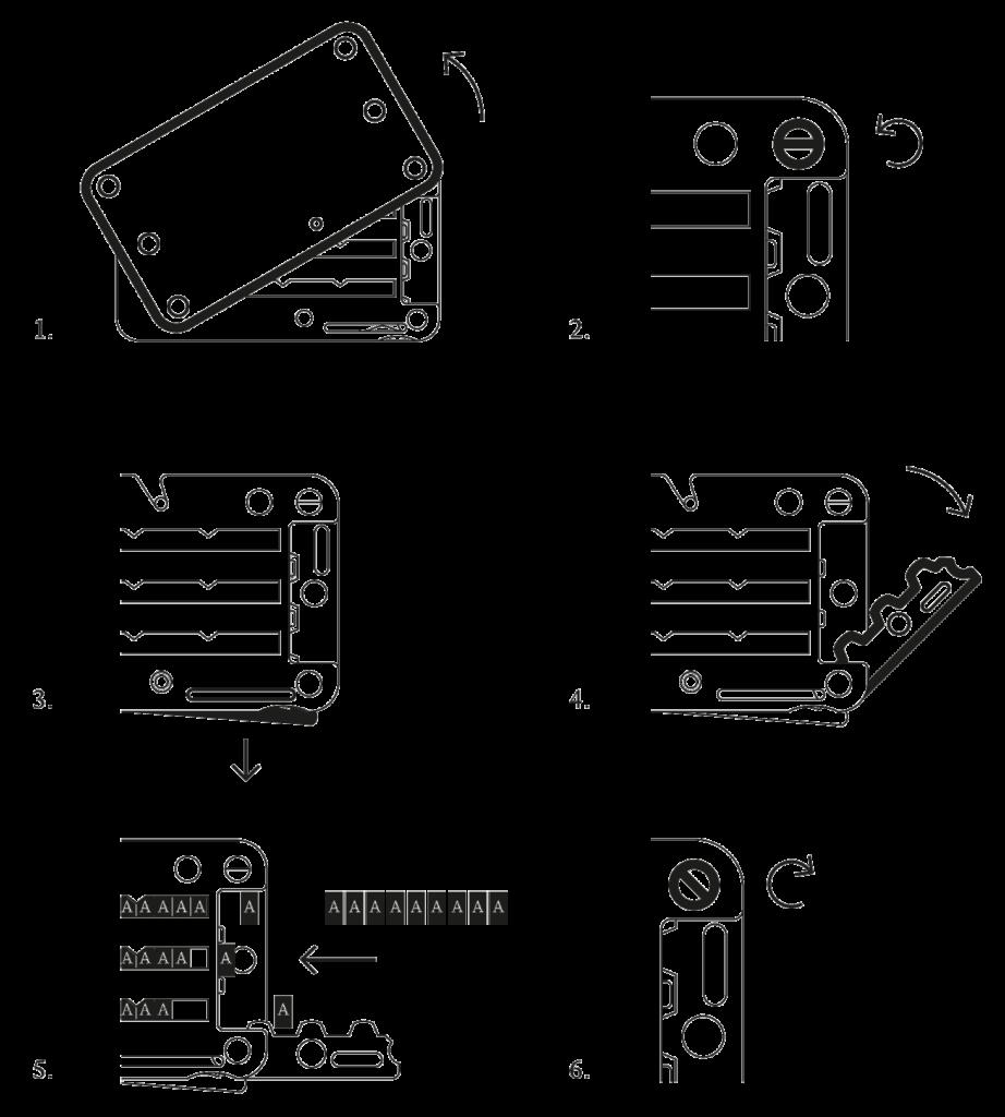 cryptosteel kapszula capsule cryptosteel casette kazetta kriptopénz és privát kulcs tárolás biztonságosan mycryptoption bitcoin ethereum