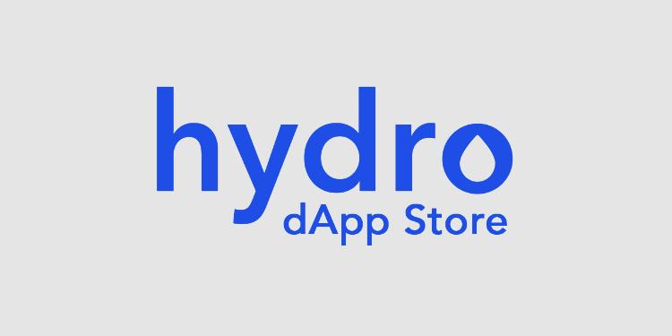 hydro dapp store kryptopénz hírek mycryptoption