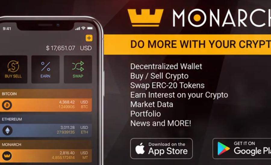 ce este monarch wallet mi a monarch wallet hogyan működik monarch tárca kriptopénz mycryptoption