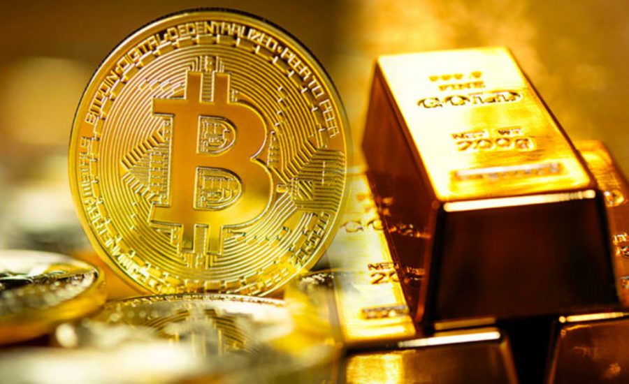 Bitcoin End Close?