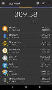 Bitcoin pénztárcák Androidhoz