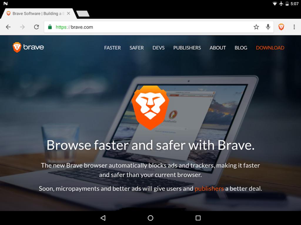 brave browser böngésző basic-attention-token-ch-Ha BAT Token-be fektetsz, akkor a Facebook és a Google ellen fogadsz! De vajon rossz ez
