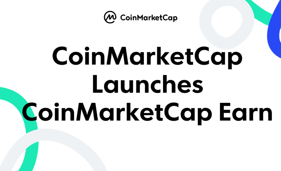 A CoinmarketCap most kriptóval jutalmaz, ha náluk tanulsz mycryptoption