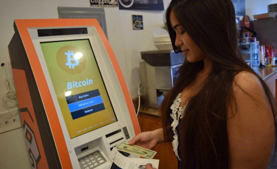 bitcoin atm în lume