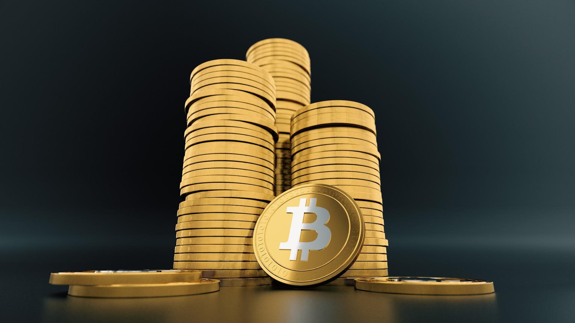 a bitcoin aránya növekszik)