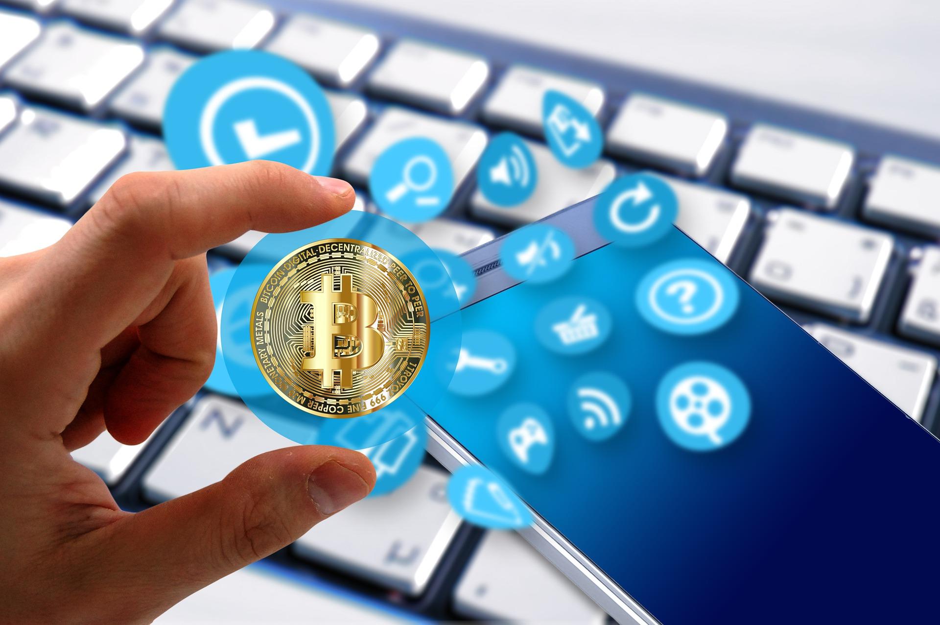 bitcoin felszerelés