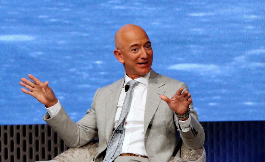Újabb 3 milliárd értékű Amazon részvénytől válik meg Jeff Bezos