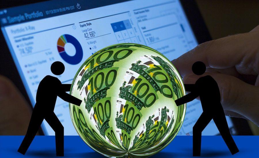 Gyengül a dollár, a befektetők bitcoinra váltanak
