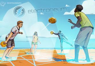 electroneum és a nagy tervei