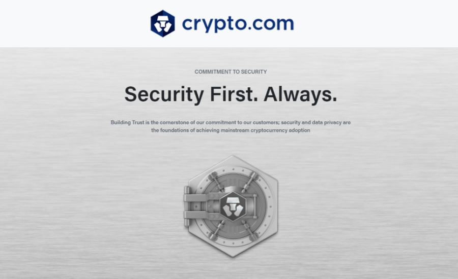 Crypto.com este sigur? Să verificăm detaliile! știri crypto A crypto.com biztonságos Nézzük, mit mindanak a tények