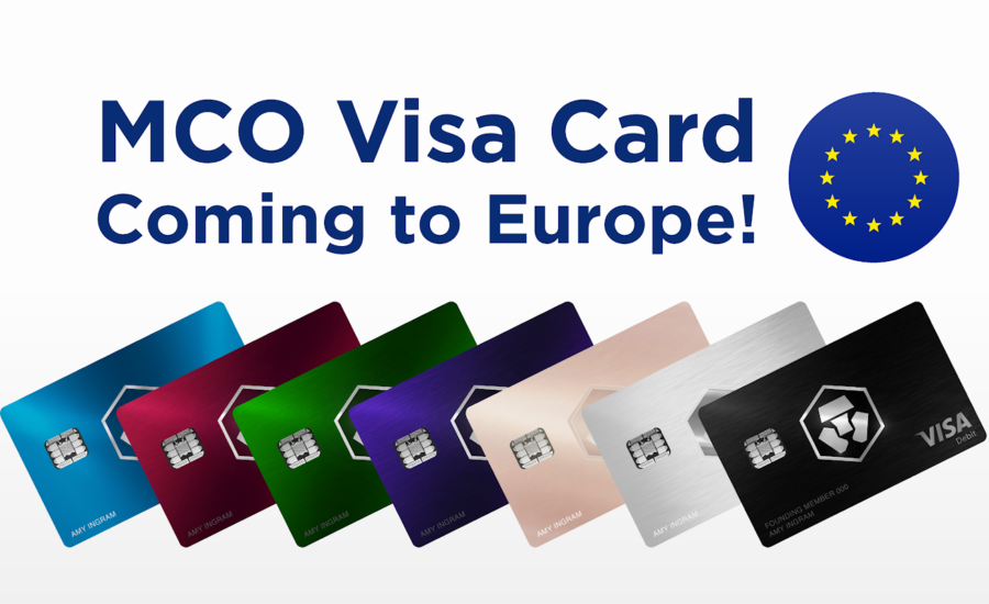 Cum solicităm un card Visa Crypto.com știri criptomonede Hogyan igényelhetsz Crypto.com Visa Kártya
