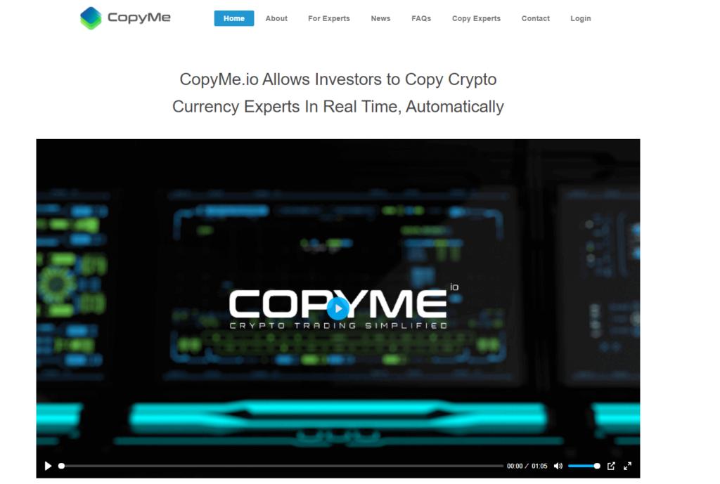 copy me kriptovaluta masolo platform copy trading