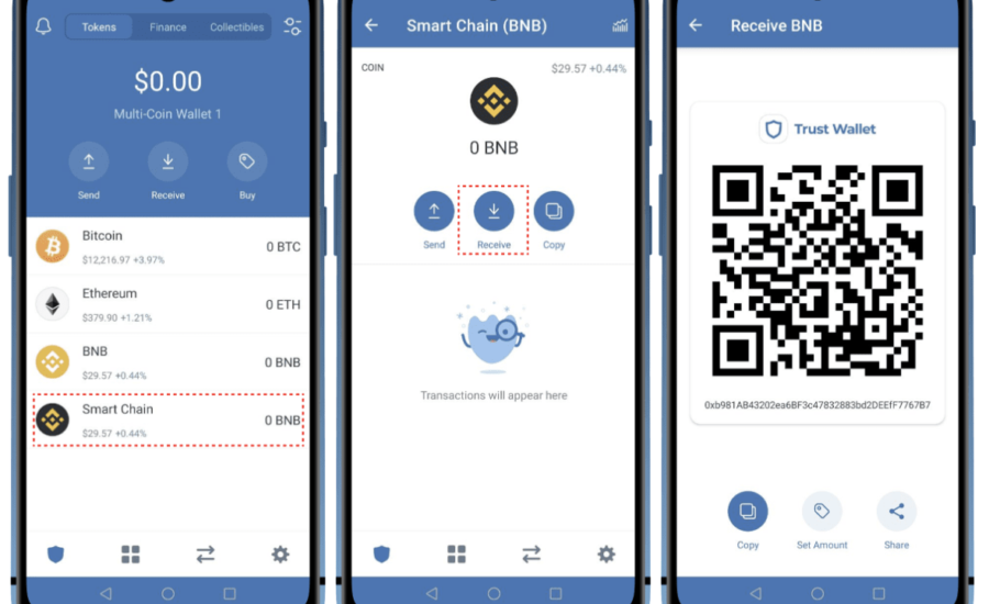 Utilizare Trust Wallet, Păreri și Prezentare | Instalare și Configurare | Ghid pentru Începători - Pas cu Pas trust wallet vélemények használata ismertető mycryptoption kriptopénz kriptovaluta bitcoin ethereum defi pénztárca