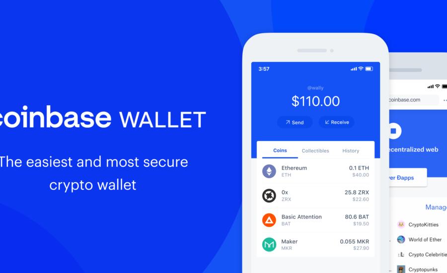 Coinbase Wallet Păreri, Prezentare și Evaluare | Utilizare Coinbase Wallet | Ghid pentru Începători