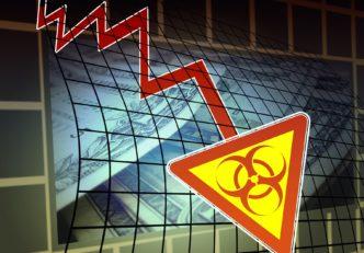Ismét vérzik a kriptopiac | 13%-ot esett a BTC, 15%-ot az ETH és még tovább is mehet
