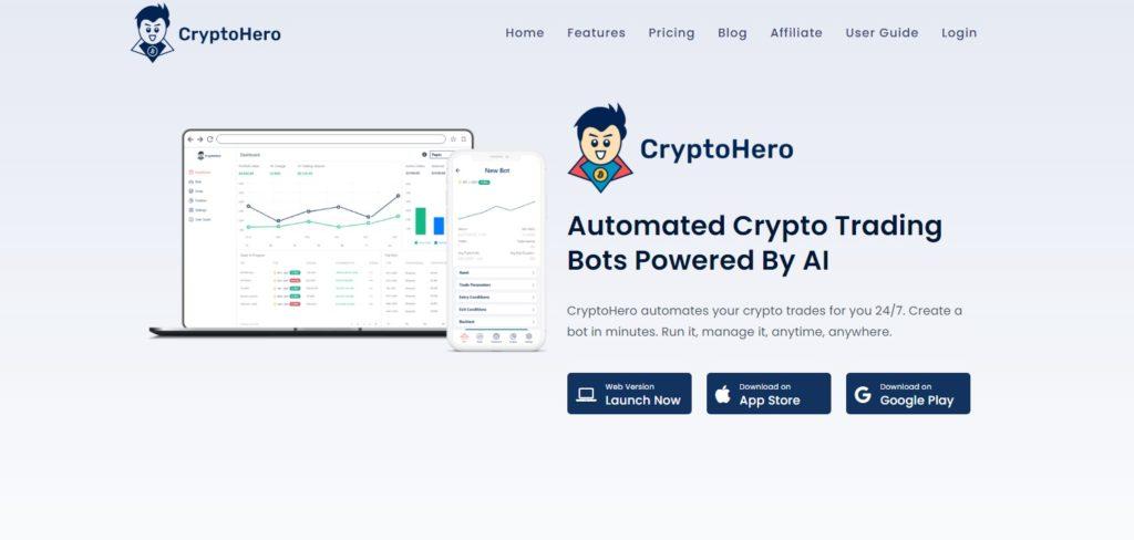 cryptohopper Ezek a Legjobb Bitcoin Kereskedő Robotok Top 5 Trading Bot 2021-ben Automatizált Bitcoin Kereskedés Valóban működik