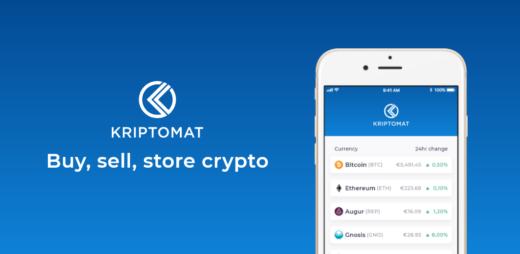 kriptomat kripto tőzsde crypto exchange vásárlás vélemények összehasonlítás eu regisztráció mycryptoption