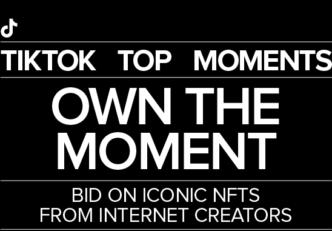 BREAKING: TikTok lansează propria colecție NFT pe blockchain-ul Ethereum BRÉKING Saját NFT kollekciót indít a TikTok az Ethereum blokkláncon