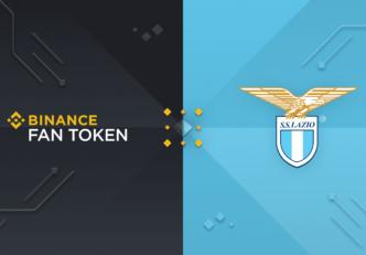 Lazio a devenit partenerul oficial al platformei Binance Fan Token binance lazio hivatalos partnet nft token platform mycryptoption